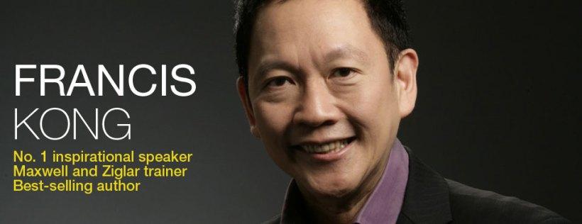 Francis Kong Header