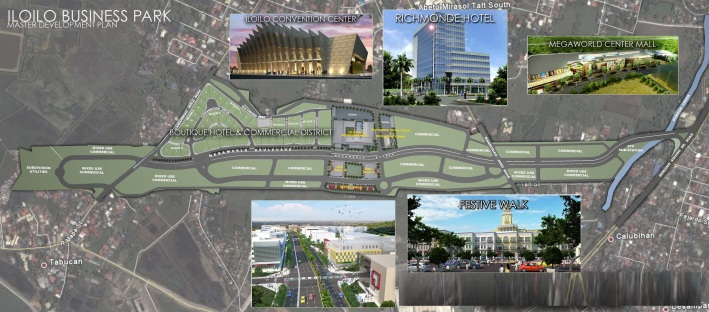 IloIlo Business Park -Master Plan Development